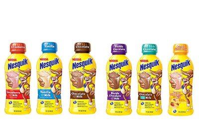 Nesquik - Chocolate Milk