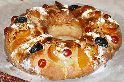 King Cake – Bolo Rei