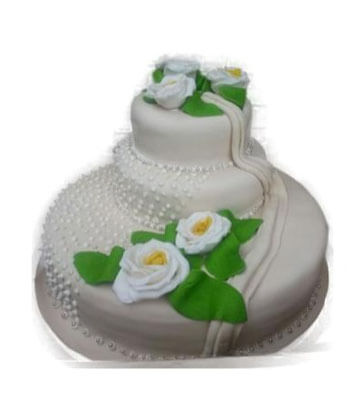 Wedding Cake - 3 Tier
