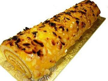 Torta de Amendoa