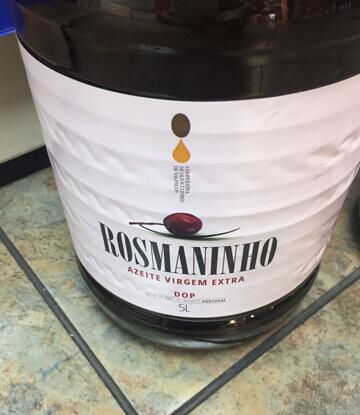 Azeite – Rosmaninho