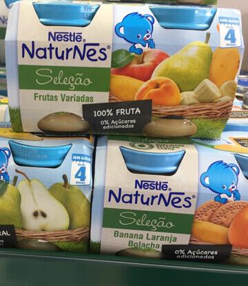 Fruta Para Bebe